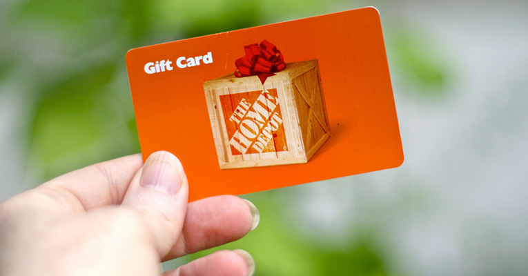 buy gift cards at the store