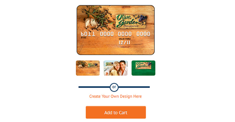 order gift cards from third-party website