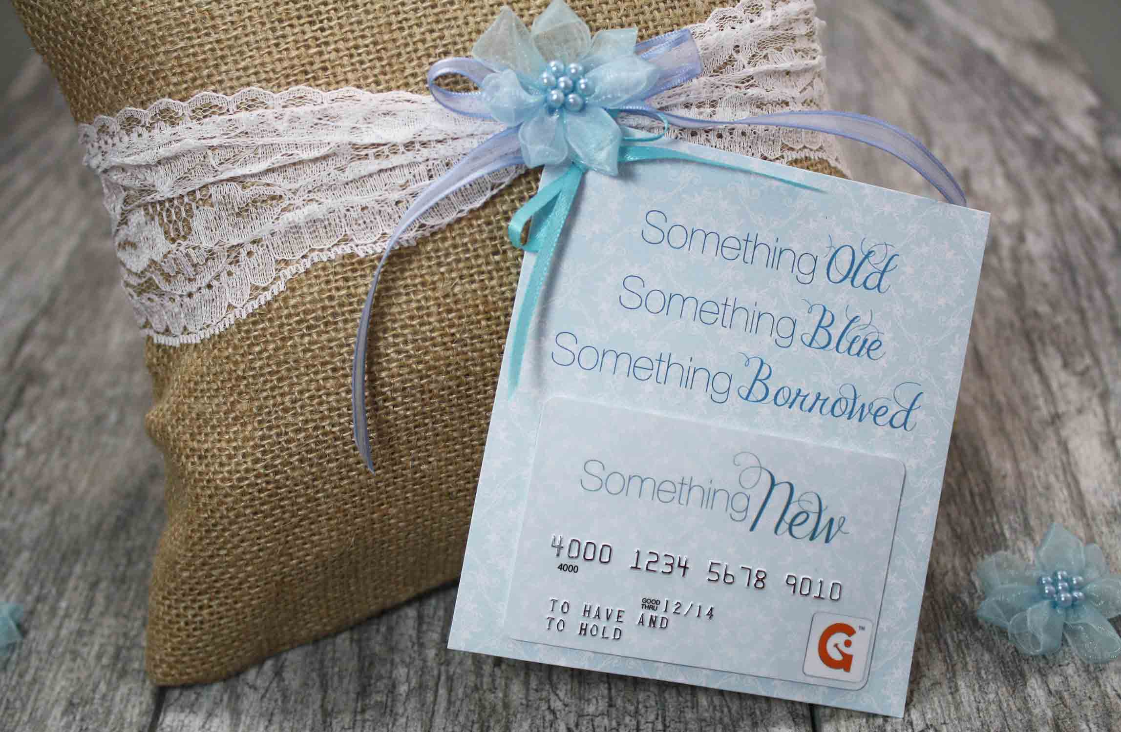 Gift Card Or Check For Wedding Gift : Free Printable}